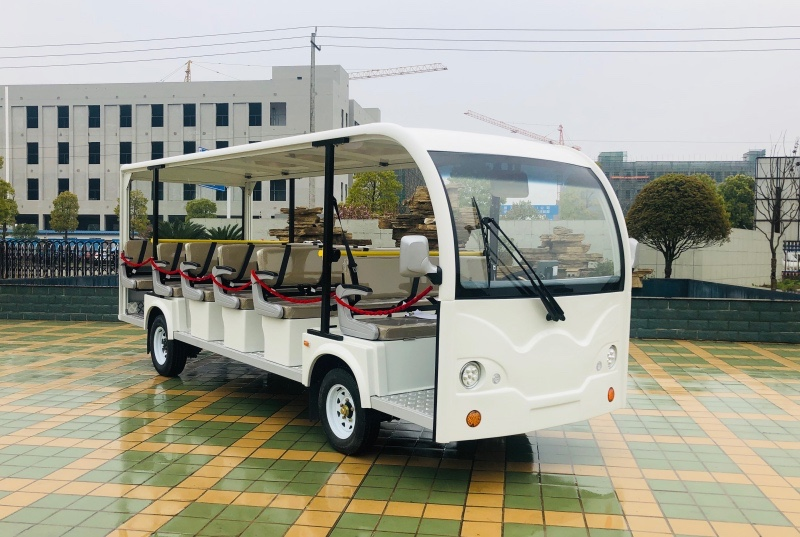 23-seat electric sightseeing buses