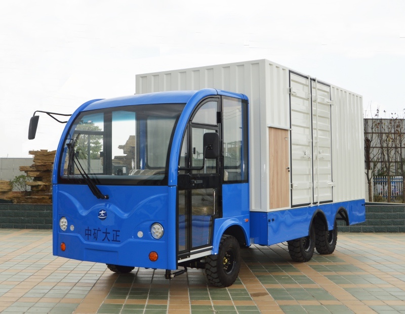 5-ton box-type electric truck