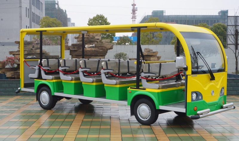 Hubei electric sightseeing bus notes