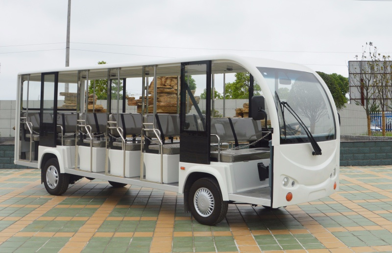 18 - seat electric sightseeing bus